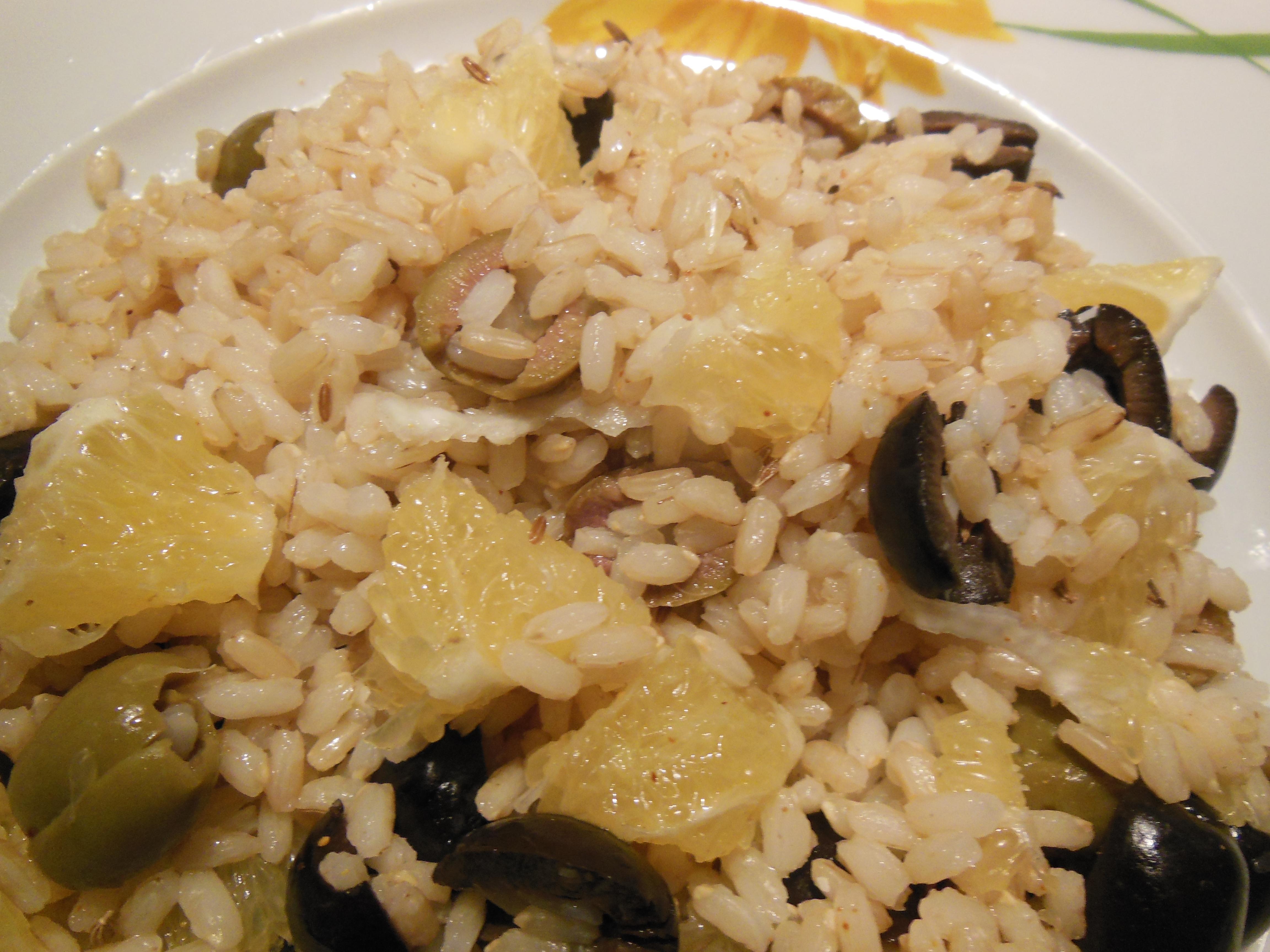 Insalata di riso al mapo non solo erba for Mapo frutto